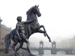 кони Клодта